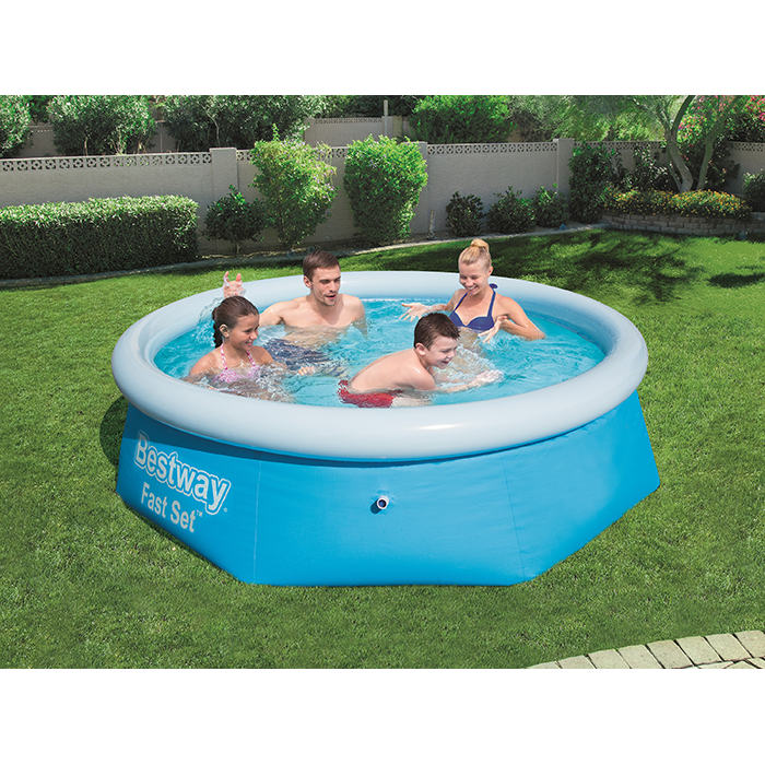 BestWay 8ft x 26inch Fast Set™ Above Ground Swimming Pool