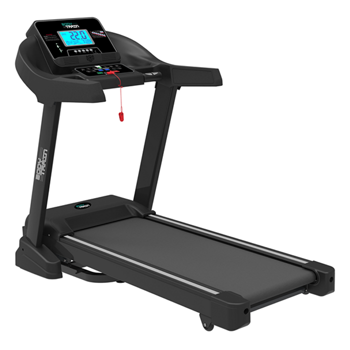 BodyTrain MT-196 Motorised Folding Treadmill