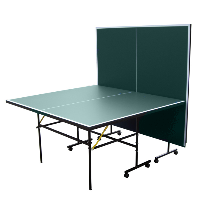 Powertech Champion Table Tennis Table Green