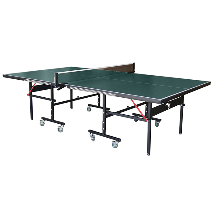 Powertech World Open Table Tennis Table Green