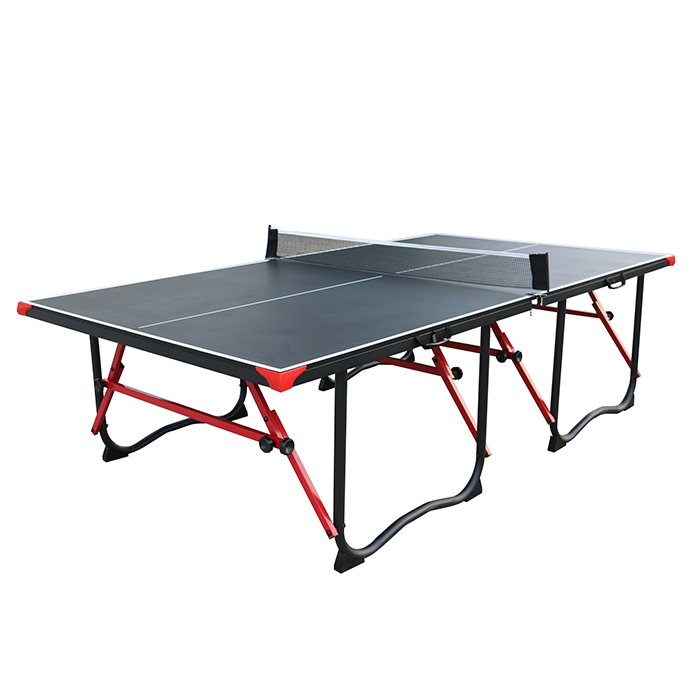 Walker & Simpson Smash Full Size 4 Piece Table Tennis Table - Blue