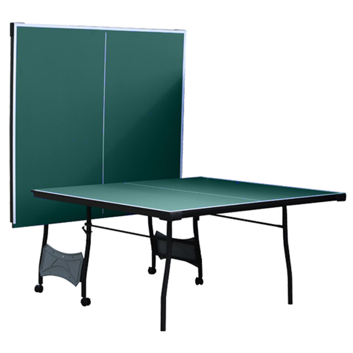 Walker & Simpson Mistral Folding Table Tennis Table Green