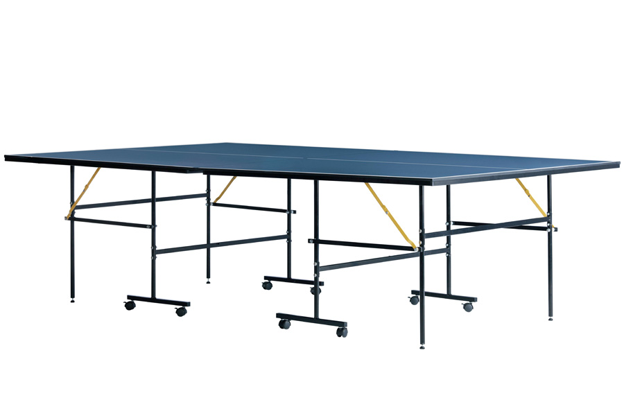 Powertech Champion Table Tennis Table Blue